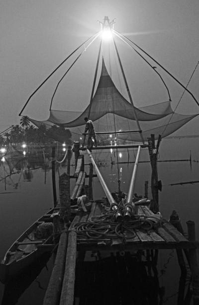 Fishing by Lantern