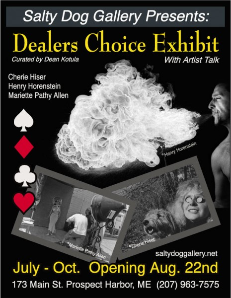2015 Dealers Choice Exhibit