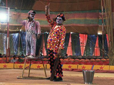 Porbander Circus Clowns