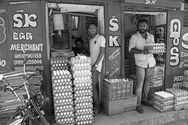 Egg Merchants