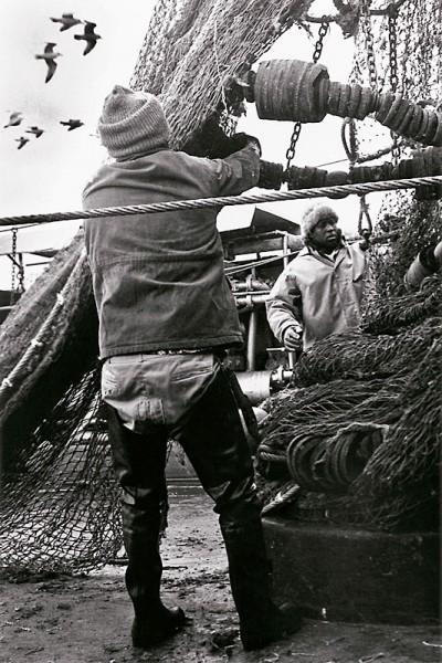 Senegalese fishermen c1985