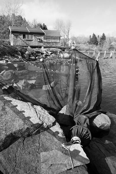 Elver Weir