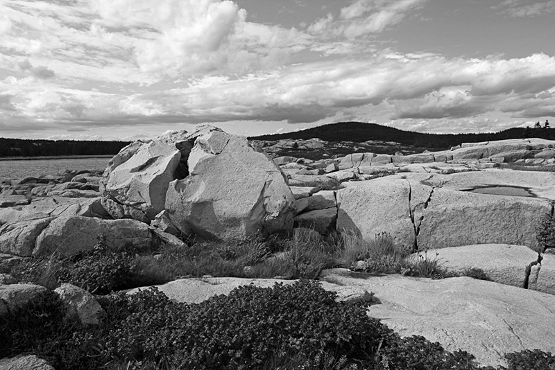 View to Schoodic Head c2011