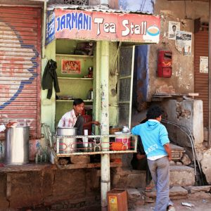 Bundi Tea Stall