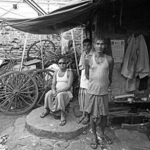 Kolkata Rickshaw Repair
