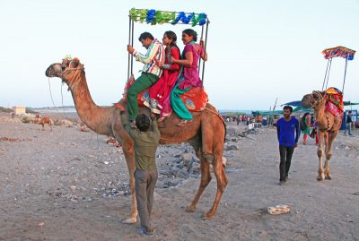 On Vacation in Somnath